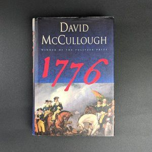Histroy Book- 1776 by David Mccullough